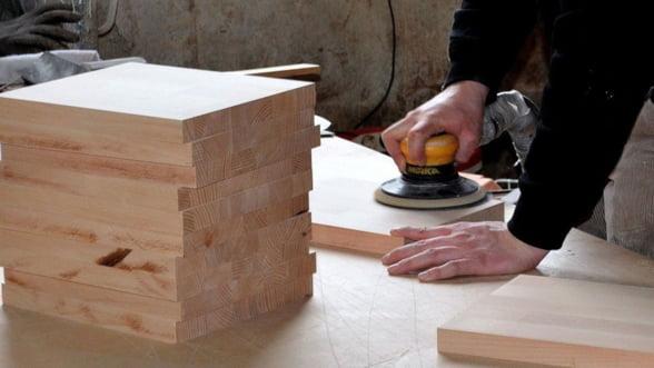 Afacerile in industria de prelucrare a lemnului - profitabile sau nu?