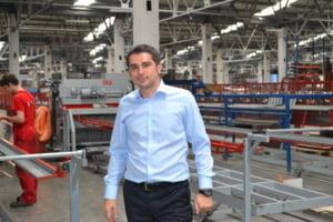Afacerile producatorului de tigla metalica Bilka s-au majorat cu o treime in acest an