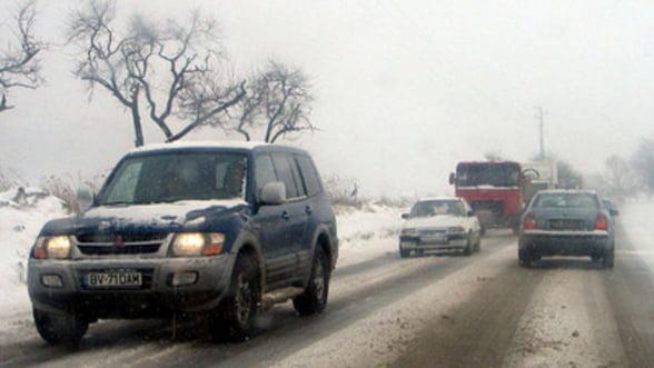 Afla in ce tari anvelopele de iarna sunt obligatorii