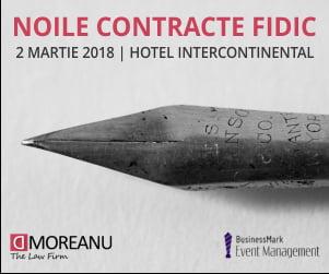 Afla totul despre noile contracte FIDIC