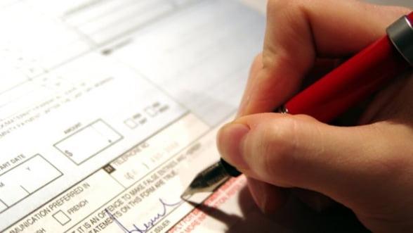Agenda fiscala a lunii aprilie: Ce formulare trebuie sa depuneti?