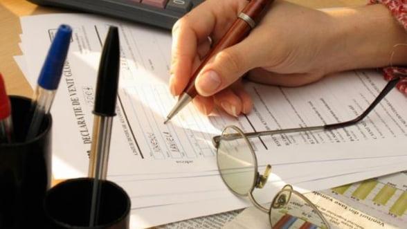 Agenda fiscala a lunii iunie: Vezi ce formulare trebuie depuse la ANAF