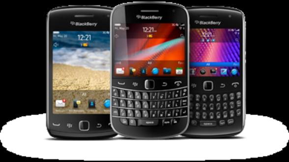 Agentii americani renunta la BlackBerry in favoarea iPhone 5