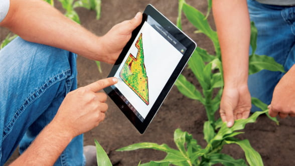 Agricultura high tech: O noua aplicatie le spune fermierilor ce si cand sa planteze