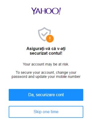 Ai cont pe Yahoo Mail? Ce trebuie sa faci neaparat dupa ce hackerii au furat datele a peste un miliard de utilizatori