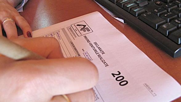 Ai realizat venituri anul trecut? Pe care trebuie sa le declari la Fisc
