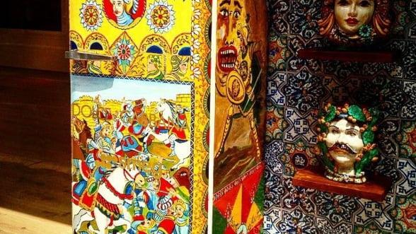 Ai vazut noile frigidere Dolce & Gabbana? Arata senzational
