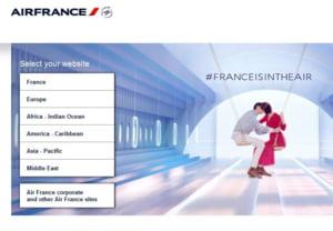 Air France taie in carne vie - desfiinteaza 3.000 de locuri de munca, inclusiv concedieri fortate