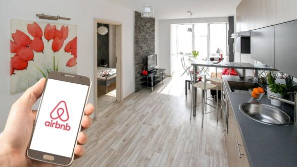 Airbnb promite sa prezinte pretul total al rezervarilor, asa cum ii cere UE