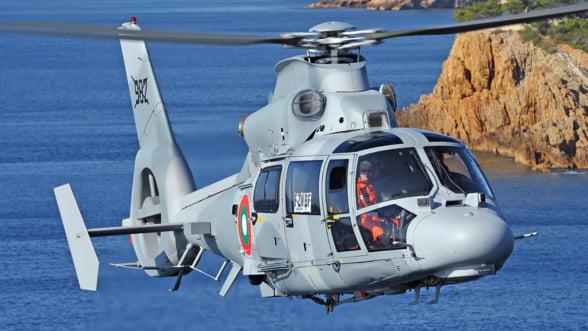 Airbus Helicopters Romania asigura mentenanta elicopterelor Armatei Bulgariei