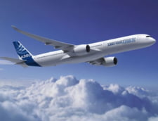 Airbus lanseaza super-avionul A350 XWB Galerie foto