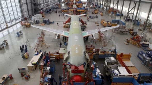 Airbus si Boeing intra in razboiul preturilor reduse