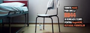 Ajutor pentru parintii care ajung sa locuiasca pe un scaun langa patul copilului bolnav de cancer