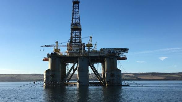 Al doilea furnizor de gaze al Europei, dupa Rusia, intra in greva: Muncitorii de pe platforme vor salarii mai mari, pretul petrolului explodeaza