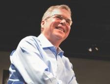 "Al treilea Bush care se vrea presedinte promite sa ""repare"" Washingtonul"