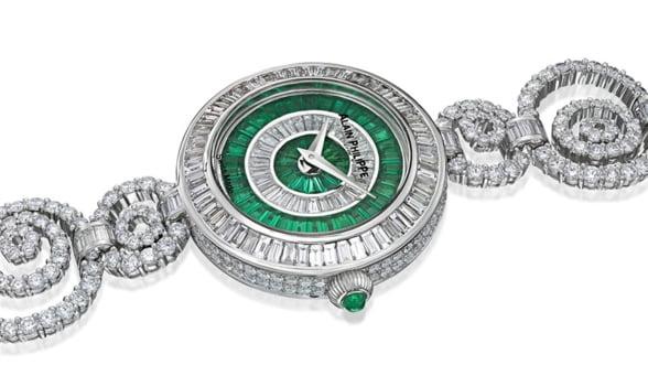 Alain Philippe lanseaza o noua colectie de ceasuri