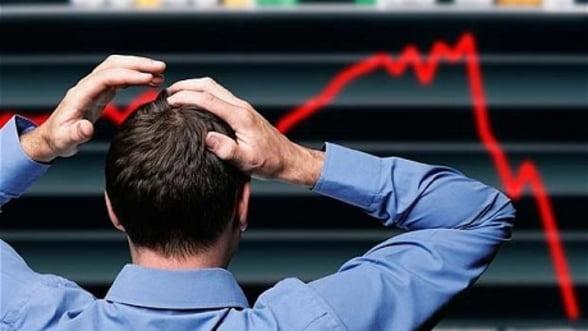 Alarma in sistemul bancar european: Unele banci sunt vulnerabile, ar putea sa se prabuseasca