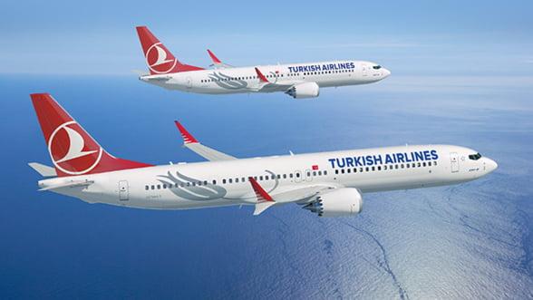 Albania isi face companie aeriana de stat dupa modelul Turkish Airlines