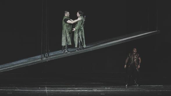 Alberto Veronesi, invitat la pupitrul dirijoral in spectacolul Otello de pe scena Operei Nationale Bucuresti