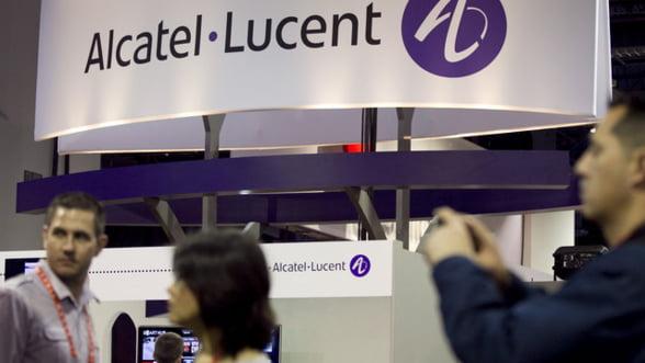 Alcatel-Lucent: 2011, primul an cu profit din ultimii cinci