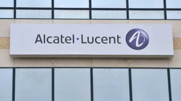 Alcatel-Lucent ar putea concedia 10.000 de angajati pentru a reveni pe profit