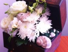 Alege cele mai frumoase aranjamente florale pentru evenimentul tau!