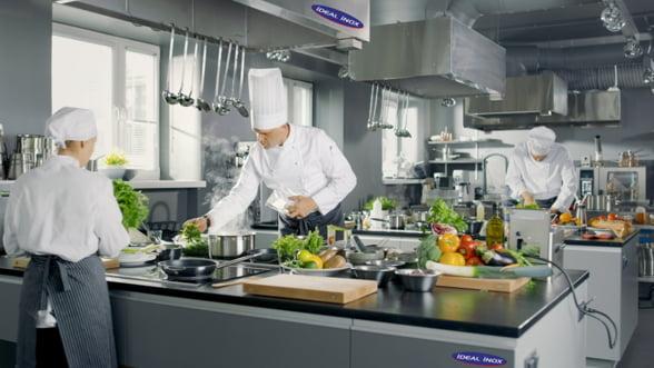 Alege dintr-o oferta completa de echipamente HORECA! Alege produsele Idealinox!