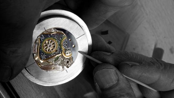 Alege un ceas de lux, cu recorduri inregistrate la SIHH
