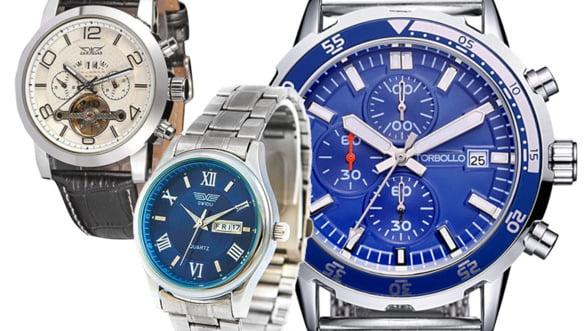 Alegerea ceasurilor de mana online, pentru satisfactie maxima