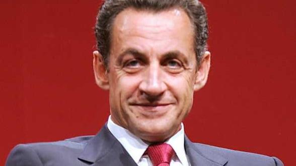 Alegeri Franta: Sarkozy isi prezinta programul electoral