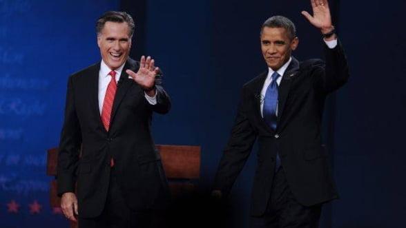 Alegeri SUA: Investitorii se tem ca Obama va creste taxele