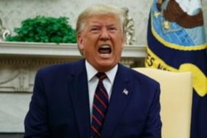 """Alegeri SUA 2020. Trump acuza ca a fost vorba de o frauda grosolana la vot: """"Nu s-a permis observarea a sute de mii de voturi"""""""