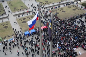 Alegeri anticipate Ucraina: Liderul extremei drepte candideaza la prezidentiale