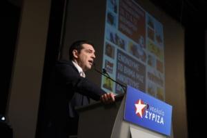 Alegeri anticipate in Grecia: Convocate de Tsipras, care are sanse mari sa le piarda