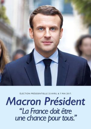 Alegeri in Franta: Macron se indreapta linistit spre victorie (sondaje)