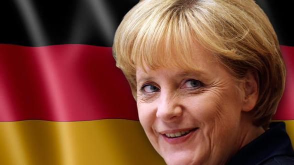 Alegeri in Germania: Cu doua zile inainte de scrutin, Angela Merkel mizeaza pe reputatia sa