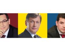 Alegeri parlamentare 2012: Cum se prezinta online liderii USL