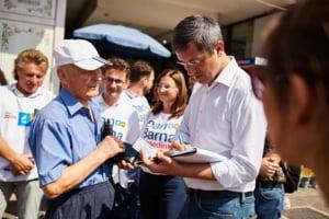 Alegeri prezidentiale: Dan Barna vrea o noua Lege a Sanatatii
