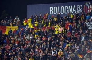 Alerta cu bomba inainte de Italia - Romania: Allah e mare! Nu mai jucati! - presa italiana