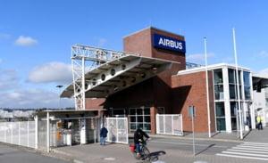 Alerta la fabrica Airbus din Hamburg, dupa ce a fost depistat un focar de Covid-19. Peste 500 de angajati au fost trimisi in carantina