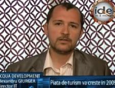 Alexandru Giurgea, director it Acqua Developement
