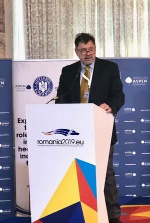 Alexandru Rafila: In lipsa altor masuri, vom avea pana la sfarsitul lunii decembrie cel putin 10.000 de cazuri noi de COVID pe zi