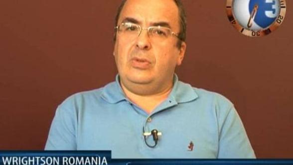 Alexandru Talmazan, managing parter Wrightson Romania