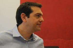 Alexis Tsipras pledeaza pentru un dur program de austeritate