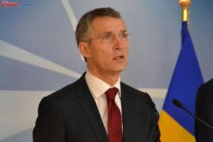 Alianta Nord-Atlantica va intensifica masurile de securitate in zona Marii Negre