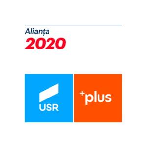 Alianta USR PLUS a fost votata in numar mare de cei cu facultate si persoane intre 18 si 30 de ani