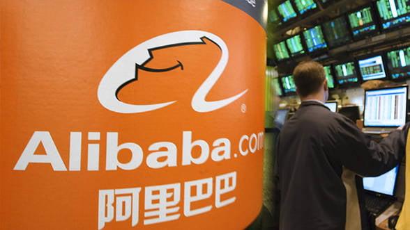 Alibaba: Pietele financiare freamata in pragul unei listari care ar putea sparge recordurile istorice