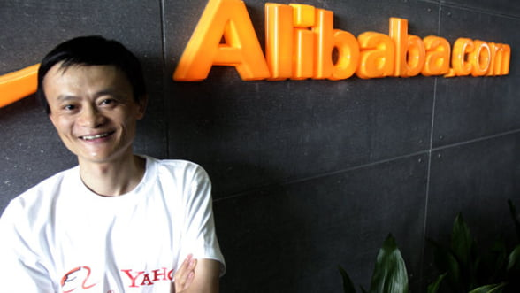 Alibaba vs Yahoo: Chinezii rascumpara 20% din actiuni, pentru 7,1 mld dolari