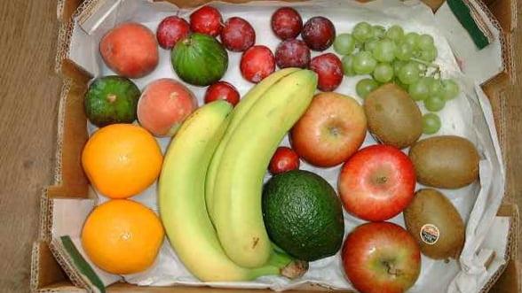 Alimentele ecologice produse in Romania se vand 90% la export