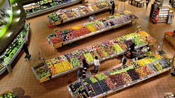 Alimentele s-au scumpit in intreaga lume pentru a patra luna consecutiv, in ianuarie